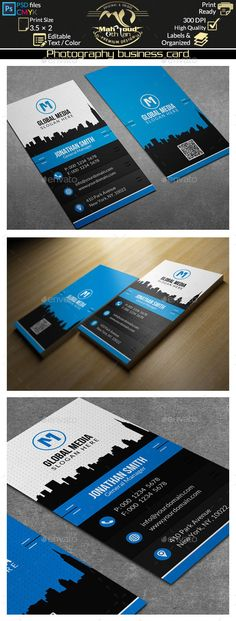 Corporate Business Card 63 — Photoshop PSD #white #creative • Available here → https://graphicriver.net/item/corporate-business-card-63/9662586?ref=pxcr