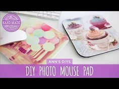 How to Make Photo Mouse Pad - An Appealing Match to your Laptop - The Budget Diet