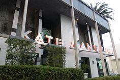 Kate Mantilini Restaurant, Beverly Hills, CA.