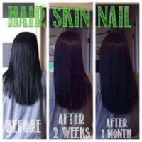 Más increíble #testimonio de nuestro nuevo #cabello #Piel #Uñas (#Hair #Skin #Nails! Grandes noticias para los #hombres y #chicas, #mamás y los #papás y #abuelas - como yo - y #abuelos! Creo que todos los que he hablado tener experiencia en algún tipo de #pérdida de #cabello #. Estos #testimonios son reales. El #producto acaba de salir al #MERCADO (hace 2 meses) y de inmediato #VENDIDO! Todo Natural, nonGMO.  $55 (Botella de 30 dias)  o tome El reto de 90 días y pague SOLO $33 (Botella de 30…