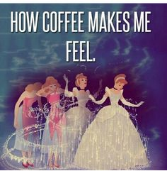 How coffee makes me feel...
