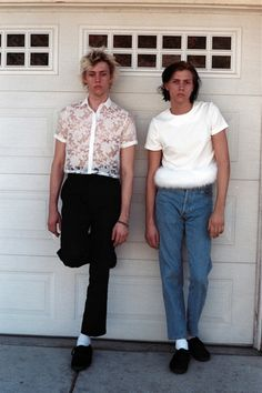the garden twins