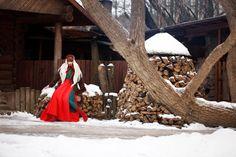 Fashion Photography by Anastasia Fursova