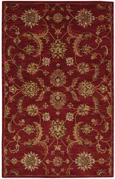 Nourison India House IH-83 Rugs | Rugs Direct