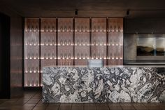 Domaine Chandon by Foolscap Studio - Australian Interior Design Awards Bar Design Awards, Interior Design Awards, Bar Interior, Commercial Interior Design, Commercial Interiors, Restaurant Bar, Restaurant Design, Restaurant Interiors, Restaurant Lighting