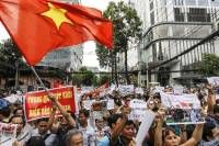 Anti-China protest hits Vietnam factories   ~II~ THE WATCHTOWERS ~II~