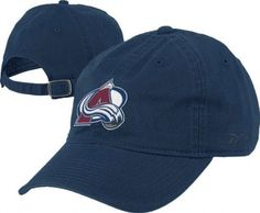 Colorado Avalanche Blue BL Slouch Adjustable Strapback Hat by Reebok. $13.99. Keep your head up with this classically styled Colorado Avalanche BL Slouch Adjustable Hat from Reebok. Features embroidered team logo on front.