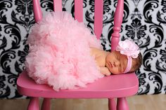 Love the pink and black.  That tutu is SO cute!!!