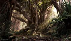 Concept artist and art director Seth Engstrom has posted some of the concept artwork he created for Disney's The Jungle Book. Be sure to check out more of his concept art featured in the art book, The Art of The Jungle Book. Link: sethengstrom.blogspot.com All images © Disney.