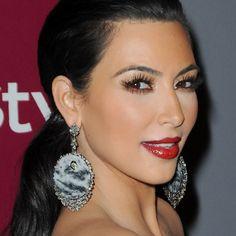 Kim Kardashian: Incredible Earrings!