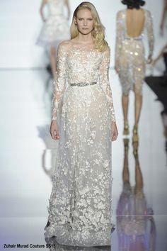 Zuhair Murad ss15 couture