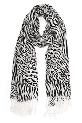 If I ever learn to wear scarves, I might start with this one.