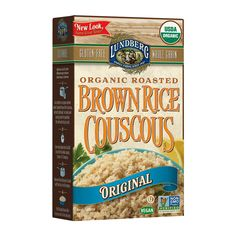 ORGANIC PLAIN ORIGINAL COUSCOUS | Lundberg Family Farms