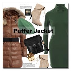 """""""Perfect Puffer Jackets"""" by svijetlana ❤ liked on Polyvore featuring Burberry, Gucci, puffer and twinkledeals"""