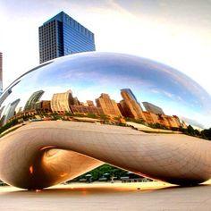 Millennium Park nel Chicago, IL