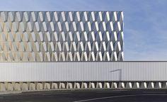 Neubau Bauhaus Berlin, Müller Reimann Architekten