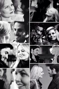 Once Upon a Time | Captain Swan Smiles