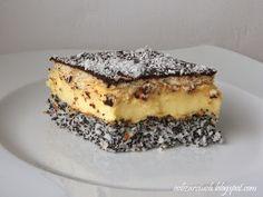 Ciasto Pijak - Obżarciuch Cake Recipes, Dessert Recipes, Polish Recipes, Polish Food, Sweets Cake, Tiramisu, Banana Bread, Sweet Treats, Food And Drink