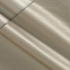 Silk Satin Shantung Cement