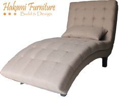 Chaise Single Size