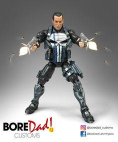 Custom Action Figure Marvel Legends Punisher