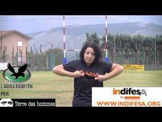 L'Acquila Rugby femminile per indifesa