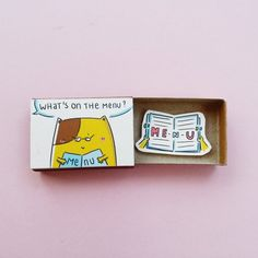 Adorable Funny Love card/ Funny Pun Card /Witty Cheeky Love Card/ Unique Love gift/ For Cat Lovers/ Cat Lover Gifts, Cat Gifts, Cat Lovers, Funny Puns, You Funny, Cute Crafts For Boyfriend, Matchbox Crafts, Funny Love Cards, Pun Card