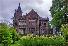 Palace Żeleńskich, Kłaj, Malopolskie province, Poland.