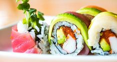 Order Food Online Near You | EatStreet.com New Mexico Albuquerque, Order Food Online, Egg Rolls, Sushi, Cravings, Ethnic Recipes, Delivery, Spring Rolls, Sushi Rolls