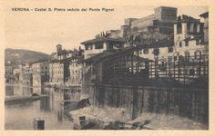 Verona - La Fornace - da foto 1885 ca