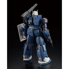 Mobile Suit Gundam THE ORIGIN High Grade 1/144 Plastic Model : RX-77-01 Guncannon Initial Type [Iron Cavalry Squadron Unit]
