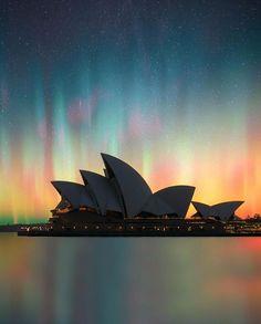 "Earth Focus su Instagram: ""Sydney opera house, Australia. Photo by @peeramaytha edited by @irinacreative #EarthFocus"""