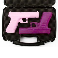 Soap Gun Gift Set: 'Pink Panther' $44.99
