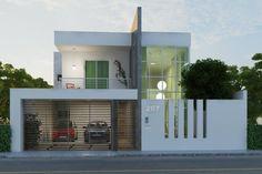 Our Top 10 Modern house designs – Modern Home Door Gate Design, House Gate Design, Villa Design, Modern Fence Design, Modern House Design, Modern Exterior, Exterior Design, Compound Wall Design, Boundary Walls