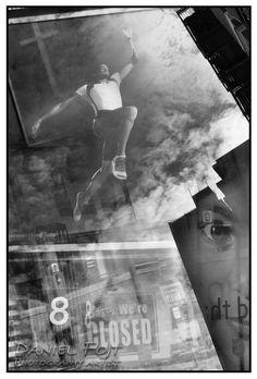 Daniel Fojt - Jump Into The Heaven - London Montage  Series