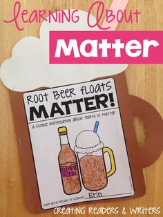 This science set is packed with many supplemental materials for teaching primary children about the states of matter. It includes colorful anchor charts, student printables, games, hands-on investigations, and extension projects. Click to see a preview of sample pages. (103 pages, $) #statesofmatter #science