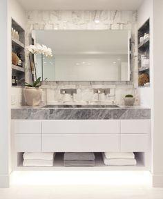 Oceanfront Home by Leo Parrella Design Group