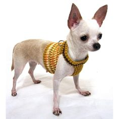 Dog Harnesses Vest Comfortable Free Choked Puppy por myknitt
