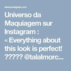 Universo da Maquiagem sur Instagram : «Everything about this look is perfect! 🙌🏻💗💗😍 @talalmorcos @talalmorcos @talalmorcos ✨💕✨💕 #amazing #auroramakeup #anastasiabeverlyhills #beauty #beautiful #eyes #eyemakeup #fashion #girls #instamood #instalove #lips #makeup #maquiagem #mua #maquillage #maccosmetics #lipstick #motivecosmetics #pretty #stunning #sugarpill #urbandecay #universodamaquiagem #universodamaquiagem_oficial #vegas_nay #makeupaddict #wedding #talalmorcos #holidaymakeup»