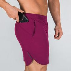 Check out our new Dry-Tech Gym Shorts designed for athletes who are looking to take their performance to the next level. Mens Gym Shorts, Sport Shorts, Sport Wear, 2 In, Squats, Wolf, Tech, Swimwear, How To Wear