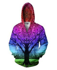 Sacred Tree Hoodie