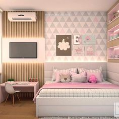 35 Beautiful Bedroom Design And Decor Ideas For Girl 35 B Teenage Girl Bedrooms Beautiful Bedroom Decor design Girl Ideas TeenageGirlBedrooms Bedroom Ideas For Teen Girls Tumblr, Bedroom Decor For Teen Girls, Teenage Girl Bedrooms, Teen Bedroom, Bedroom Hacks, Teenage Girl Bedroom Designs, Cozy Bedroom, Beautiful Bedroom Designs, Beautiful Bedrooms