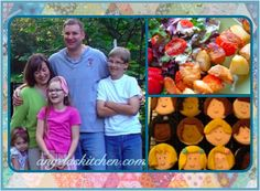 """All recipes are gluten and dairy free on this site!  """"Angela's Kitchen"""""""