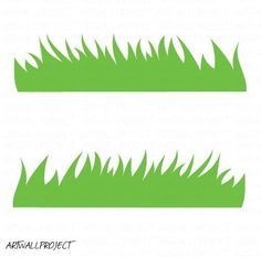 Wall Art Vinyl Decal Sticker Home Kids - Tree series - GRASS /// Create your own tree decal. $8.00, via Etsy.