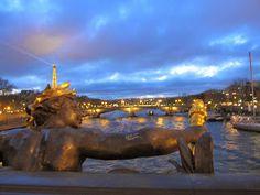 The Sonar Ping: Thanksgiving in Paris