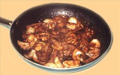 Beef Liver Chinese Style