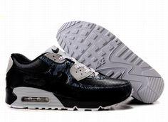 https://www.kengriffeyshoes.com/nike-air-max-90-black-light-grey-p-797.html Only$70.18 #NIKE AIR MAX 90 BLACK LIGHT GREY #Free #Shipping!