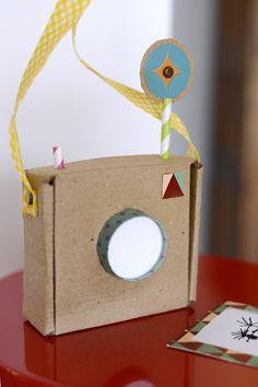 8 Top Video Camera Craft Images Cardboard Camera Camera Crafts
