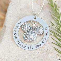 Hey, I found this really awesome Etsy listing at https://www.etsy.com/listing/203296326/necklace-jewelry-hand-stamped-disney-if