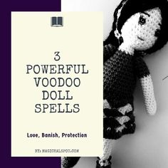 In this article, I'll show you different Voodoo Doll Spells that can be used in different situations. Wicca Love Spell, Real Love Spells, Witch Spell, Hoodoo Spells, Wiccan Spells, Healing Spells, Magic Spells, Pagan, Voodoo Doll Spells